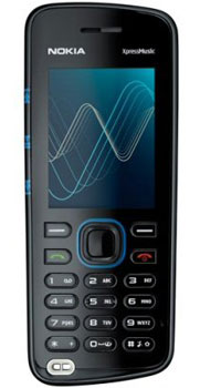 Image of Nokia 5220 Mobile