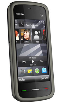 Image of Nokia 5228 Mobile