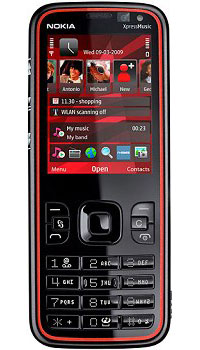 Image of Nokia 5630 XpressMusic Mobile