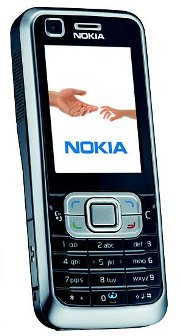 Image of Nokia 6120 Mobile