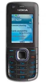 Image of Nokia 6212 classic Mobile