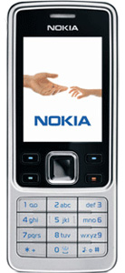 Image of Nokia 6300 Mobile