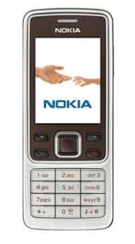 Image of Nokia 6301 Mobile