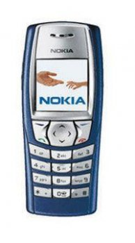 Image of Nokia 6610i Mobile