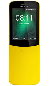 Image of Nokia 8110 (4G) Mobile