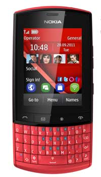 Image of Nokia Asha 303 Mobile