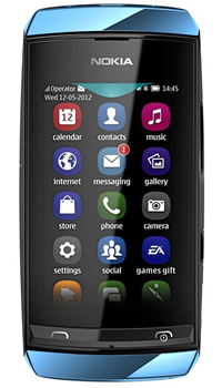 Image of Nokia Asha 306 Mobile