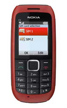 Image of Nokia C1 Mobile