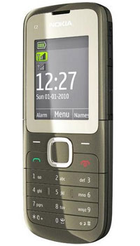 Image of Nokia C2 02 Mobile