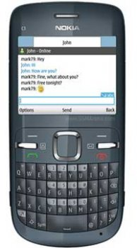Image of Nokia C3 Mobile