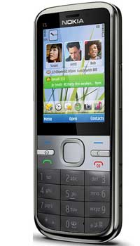 Image of Nokia C5 Mobile