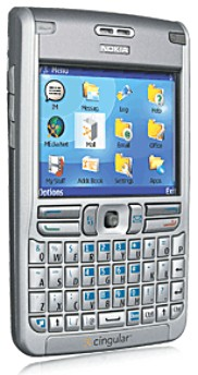 Image of Nokia E62 Mobile