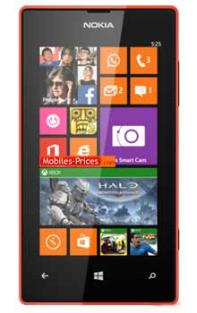 Image of Nokia Lumia 525 Mobile