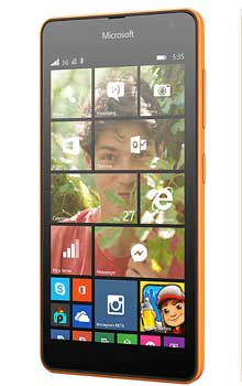 Image of Nokia Lumia 535 Mobile