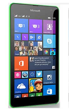 Image of Nokia Lumia 535 Dual SIM Mobile