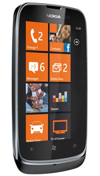 Image of Nokia Lumia 610 NFC Mobile