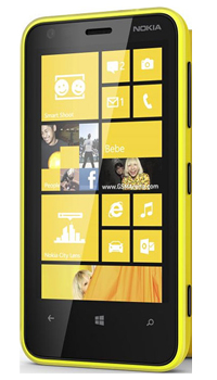 Image of Nokia Lumia 620 Mobile