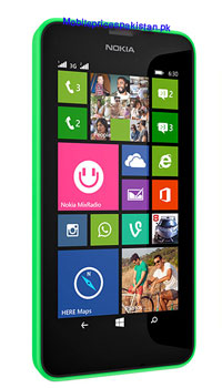Image of Nokia Lumia 630 Dual SIM Mobile