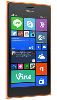 Image of Nokia Lumia 730 Mobile