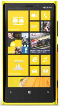 Image of Nokia Lumia 920 Mobile