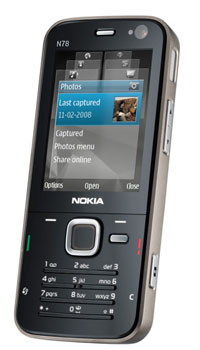 Image of Nokia N78 Mobile