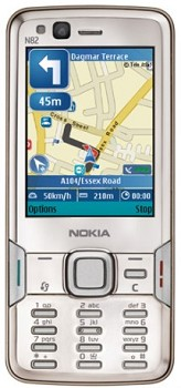 Image of Nokia N82 Mobile
