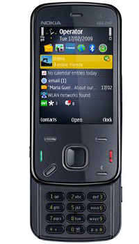 Image of Nokia N86 8MP Mobile