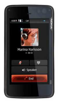 Image of Nokia N900 Mobile