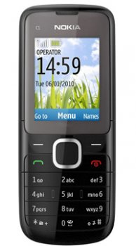 Image of Nokia C1 01 Mobile