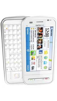 Image of Nokia C6 Mobile