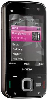 Image of Nokia N85 Mobile