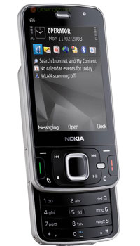 Image of Nokia N96 Mobile