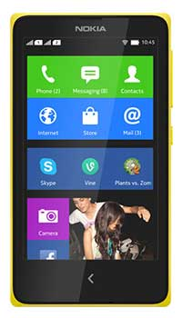 Image of Nokia X Mobile