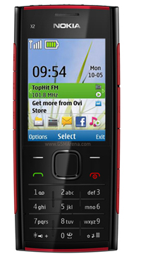 Image of Nokia X2 Mobile