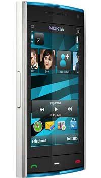 Image of Nokia X6 Mobile
