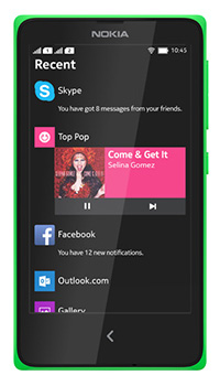 Image of Nokia XL Mobile