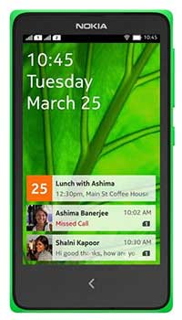 Image of Nokia X A110 Mobile
