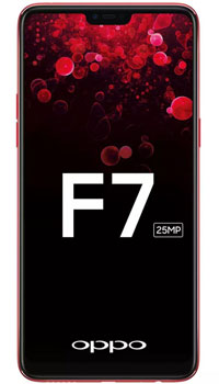 Image of Oppo F7 Mobile