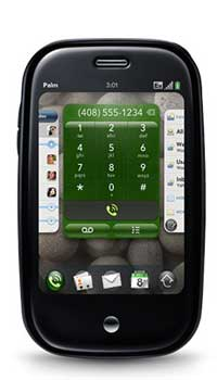 Image of Palm Pre Mobile