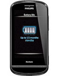 Image of Philips Mobiles Xenium X830 Mobile