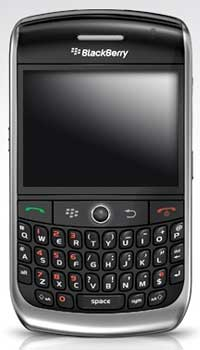 Image of Reliance Mobile BlackBerry Curve 8900 Mobile
