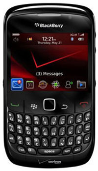 Image of BlackBerry Blackberry Curve 8530 Mobile