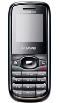 Image of Reliance Mobile Huawei C3200 Mobile