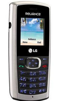 Image of Reliance Mobile LG RD3630 Mobile