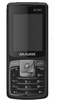 Image of Reliance Mobile Maxx GC343 Mobile
