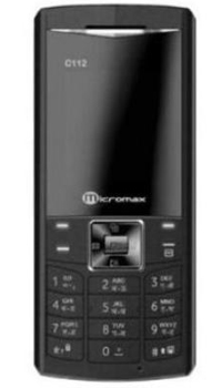 Image of Reliance Mobile Micromax C112 Mobile