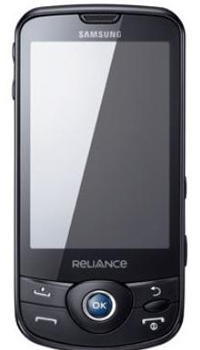 Image of Reliance Mobile Samsung Galaxy i899 Mobile