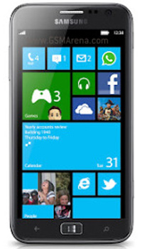 Image of Samsung ATIV S Mobile