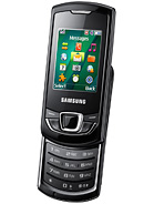 Image of Samsung E2550 Monte Slider Mobile