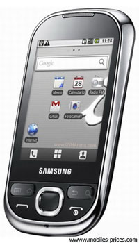 Image of Samsung Galaxy 5 Mobile